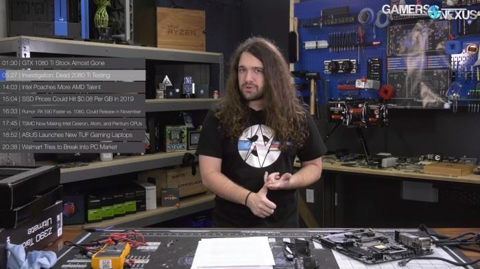 Gamers Nexus Pide a sus Seguidores Enviar sus RTX 2080Ti con